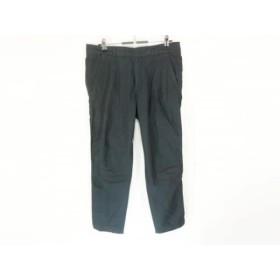【中古】 ドゥーズィエム DEUXIEME CLASSE パンツ サイズ36 S レディース 黒