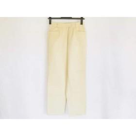 【中古】 バーバリーロンドン Burberry LONDON パンツ サイズ5 XS レディース ベージュ