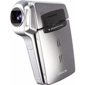 【中古 良品】 三洋電機 デジタルムービーカメラ「xacti」 DMX-CG6(シルバ
