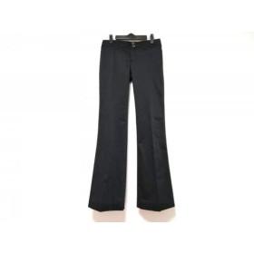 【中古】 ピンキー&ダイアン Pinky & Dianne パンツ サイズ36 S レディース 美品 黒
