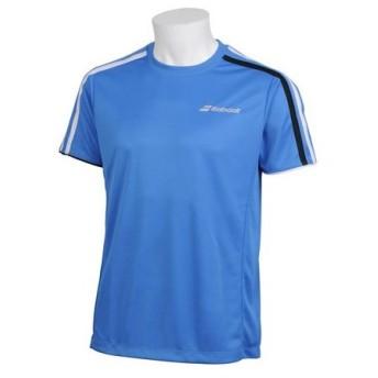 バボラ(BABOLAT) ショートスリーブシャツ BTUNJA15 BL (Men's)