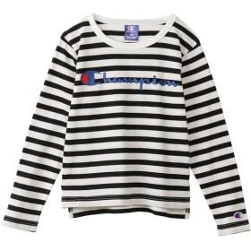 ガールズ ロングスリーブTシャツ 19SS チャンピオン(CJ4230)【5400円以上購入で送料無料】
