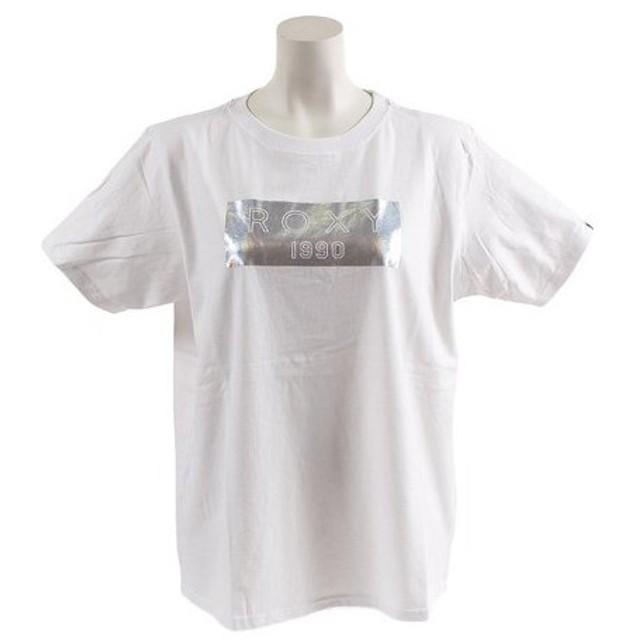 ロキシー(ROXY) FOIL PRINT 半袖Tシャツ 19SPRST191604YWHT (Lady's)