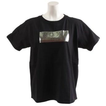 ロキシー(ROXY) FOIL PRINT 半袖Tシャツ 19SPRST191604YBLK (Lady's)
