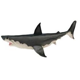 TST LANKA(ランカ) ラテックス ホホジロザメ フィギュア ぬいぐるみ 動物 自然 おもちゃ クリスマス プレゼント