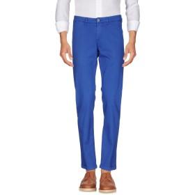 《期間限定 セール開催中》RE-HASH メンズ パンツ ブルー 36 コットン 97% / ポリウレタン 3%