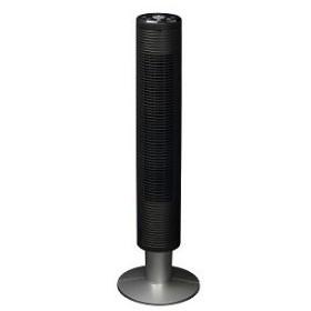 山善 タワー型扇風機 [DCモーター搭載/リモコン付き] YSR−UD903(B) ブラック