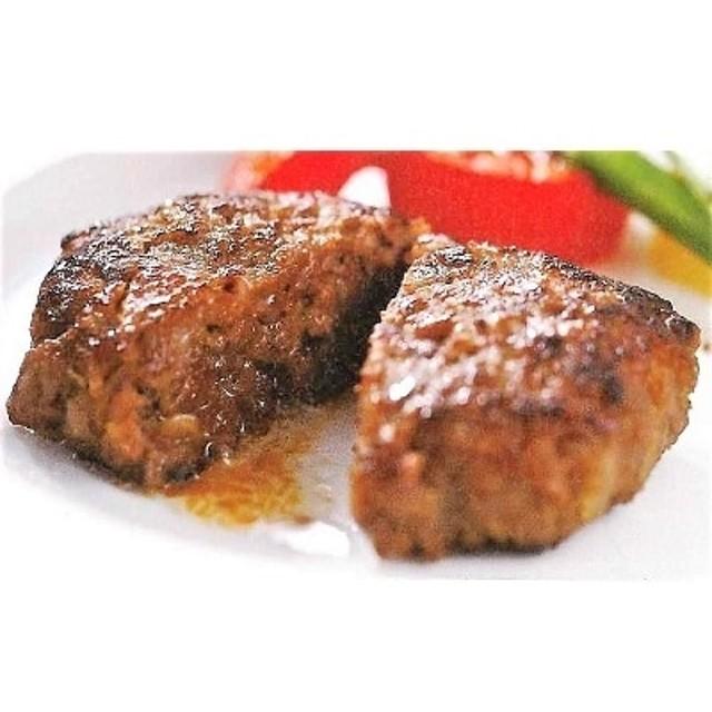 国産肉と国産野菜の生ハンバーグ 120g×10パック 0002-214