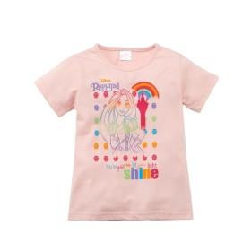 【ディズニー】ミニー。ラプンツェル。ソフィア柄が選べるTシャツ(女の子 子供服) Tシャツ・カットソー