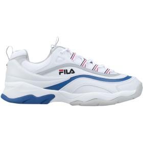 《セール開催中》FILA メンズ スニーカー&テニスシューズ(ローカット) グレー 40 紡績繊維 Ray F low
