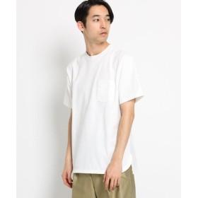 【31%OFF】 ドレステリア blurhms コットンTシャツ メンズ ホワイト(102) 04 【DRESSTERIOR】 【セール開催中】