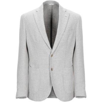 《セール開催中》L.B.M. 1911 メンズ テーラードジャケット サンド 52 ウール 55% / ポリエステル 45%