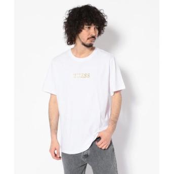 エルエイチピー GUESS/ゲス/LOGO S/S TEE (MI2K9414) メンズ WHITE XL 【LHP】