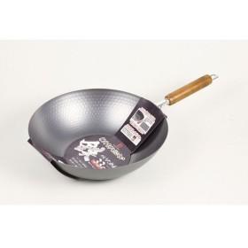 パール金属  HB-4292 軽くてサビにくい鉄のいため鍋33cm HB4292【キャンセル不可】