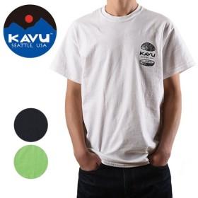 KAVU/カブー メンズ ハンバーガー Tシャツ 19821065 【Tシャツ/半袖/セット/アウトドア】【メール便・代引不可】