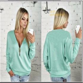2019 サイズ 女性 Tシャツカジュアルセクシーなシャツ新シャツ 新品 女性