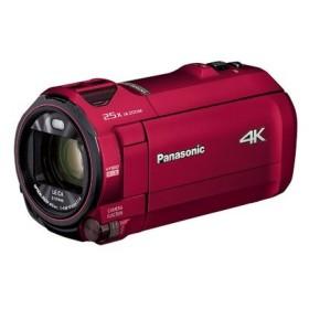 パナソニック HC-VZX992M-R デジタル4Kビデオカメラ【創業73年、新品不良交換対応】