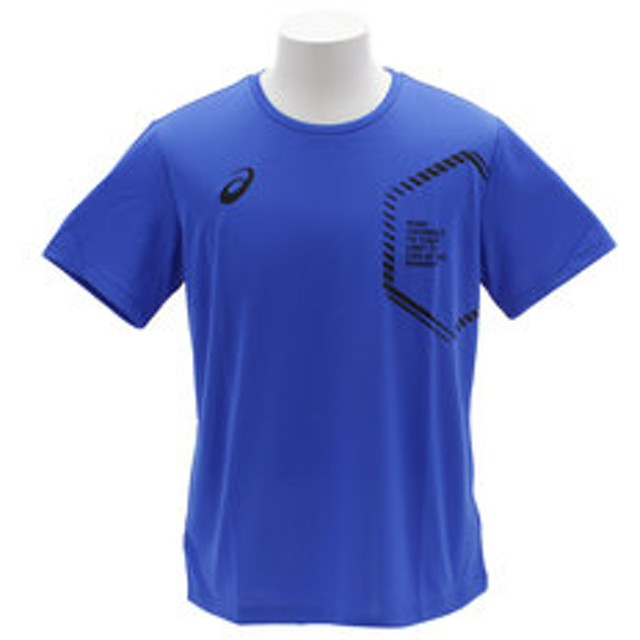 【Super Sports XEBIO & mall店:トップス】LIMO 半袖Tシャツ 2031A668.400