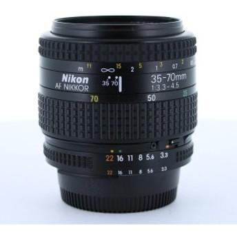 【中古品】NIKON AF35-70mm F3.3-4.5
