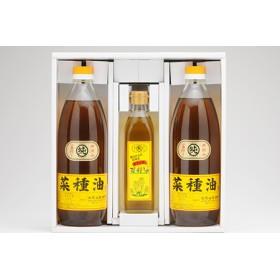 D412:出雲の菜種油セット(大)