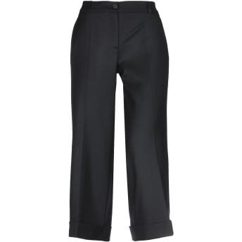 《セール開催中》P.A.R.O.S.H. レディース パンツ ブラック M バージンウール 95% / ポリウレタン 5%