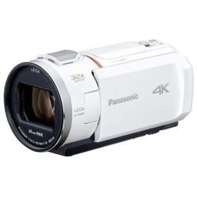 パナソニック HC-VZX2M-W デジタル4Kビデオカメラ【創業73年、新品不良交換対応】