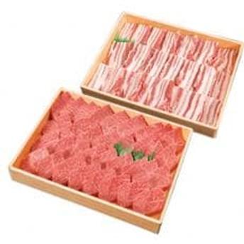 宮崎牛・豚焼肉セット【約2kg×1】【約1.2kg×1】