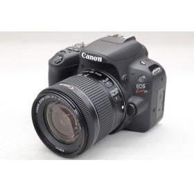 [中古] Canon EOS Kiss X9 ダブルズームキット ブラック 2248C003