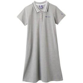 【champion】ポロワンピース(女の子 子供服 ジュニア服) ワンピース