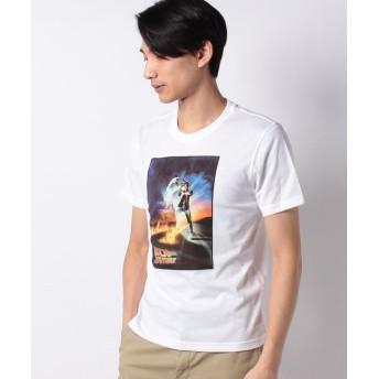 【33%OFF】 マルカワ バックトゥザフューチャー 半袖Tシャツ メンズ 柄3 M 【MARUKAWA】 【セール開催中】