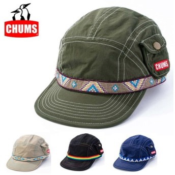 CHUMS チャムス Fes Cap フェスキャップ CH05-1165 【アウトドア/日本正規品/キャップ】