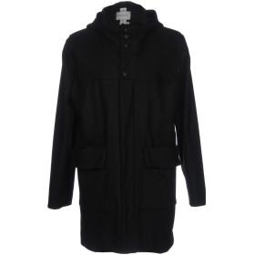 《期間限定 セール開催中》HAMAKI-HO メンズ コート ブラック 44 ウール 50% / ポリエステル 35% / ナイロン 15%