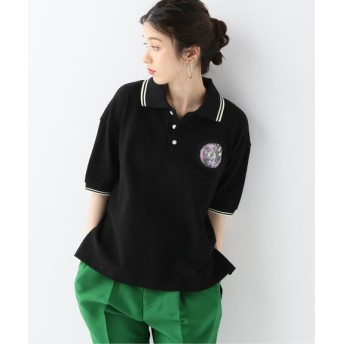JOURNAL STANDARD 【AKANE UTSUNOMIYA/アカネウツノミヤ】ポロシャツ ブラック S