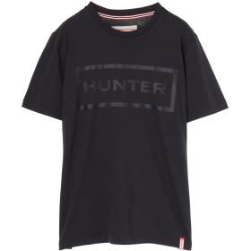 HUNTER HUNTER / ハンター MENS ORIGINAL T-SHIRT Tシャツ・カットソー,ネイビー