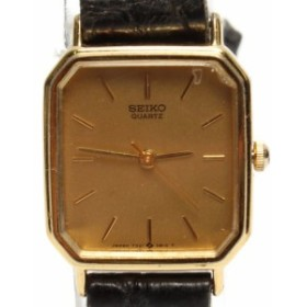 訳あり セイコー 腕時計 クオーツ 7321‐5410 レディース SEIKO 中古