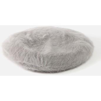 帽子全般 - AZUL BY MOUSSY シャギーベレー