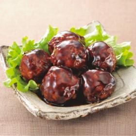 <10袋>米久の肉団子本格派の黒酢ダレ