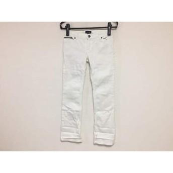 【中古】 ラルフローレン RalphLauren パンツ サイズ140 レディース アイボリー 子供服