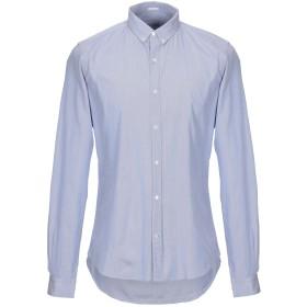 《期間限定セール開催中!》S.S.N.Y. メンズ シャツ ブルー 39 コットン 100%