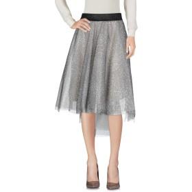《セール開催中》SOALLURE レディース ひざ丈スカート ベージュ 40 ポリエステル 100%
