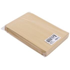 クラフト封筒 角形3号 B5サイズ(大) テープ付 100枚 KCKE-3