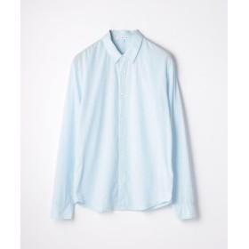 トゥモローランド コットンスタンダードシャツ MLC3408 メンズ 61ライトブルー 2(L) 【TOMORROWLAND】