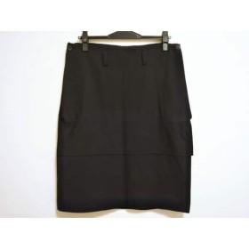 【中古】 ワイズ Y's スカート レディース 黒