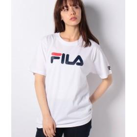 ジーンズメイト ロゴプリントTシャツ ユニセックス ホワイト XL 【JEANS MATE】