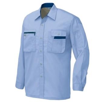 AZ-5325 アイトス 長袖シャツ(男女兼用) 作業服