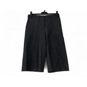 【中古】 セオリー theory パンツ サイズ2 S レディース ネイビー