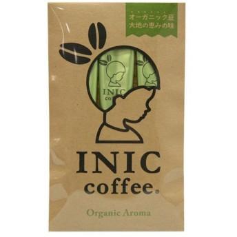 スティックコーヒーイニックコーヒー オーガニックアロマ 1個(3本入)