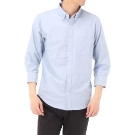 シャツ - AZUL BY MOUSSY オックス七分袖シャツ