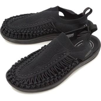 限定モデル キーン KEEN メンズ ユニーク エヴォ MEN UNEEK EVO ソリッドパック サンダル 靴 Black 1021484 SS19