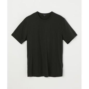 トゥモローランド リュクス ジャージークルーネックTシャツ MELJ3199 メンズ 59ダークグリーン 2(L) 【TOMORROWLAND】